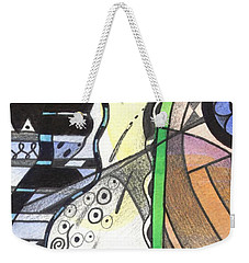 Nature And Nurture Weekender Tote Bag