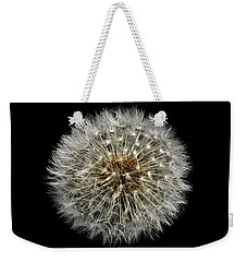 Nature Clock Weekender Tote Bag by Liz  Alderdice