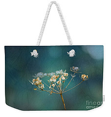 Nature Is Art Weekender Tote Bag by Liz  Alderdice