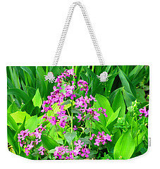 Nature Kingdom Weekender Tote Bag