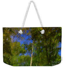 Nature Reflecting Weekender Tote Bag