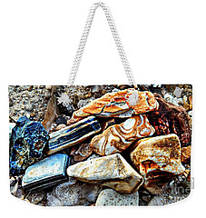 Nature Rocks Weekender Tote Bag