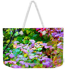 Nature Spirit Weekender Tote Bag