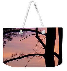 Nature Sunrise Weekender Tote Bag