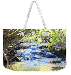 Nature's Beauty Weekender Tote Bag by Sheri Keith