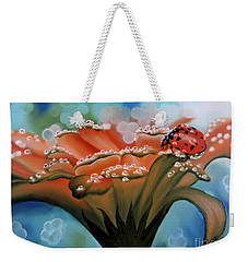 Natures Blessings Weekender Tote Bag by Dianna Lewis