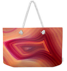 Nature's Design Weekender Tote Bag by David and Carol Kelly