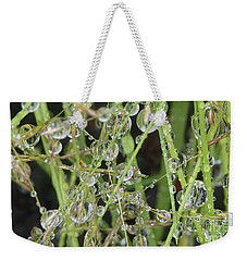 Natures Diamonds Weekender Tote Bag