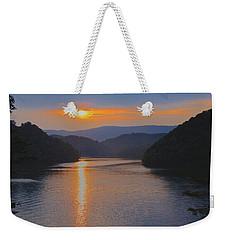 Natures Eyes Weekender Tote Bag