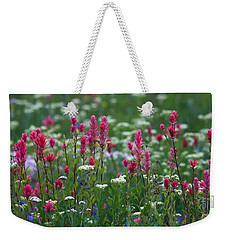 Nature's Front Row Weekender Tote Bag