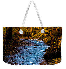 Natures Golden Secret Weekender Tote Bag