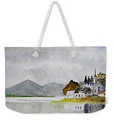 Nature's Painting Weekender Tote Bag by Sonali Gangane