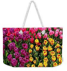 Nature's Palette Weekender Tote Bag