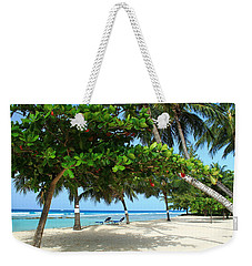 Natures Umbrella Tree Weekender Tote Bag by Catie Canetti