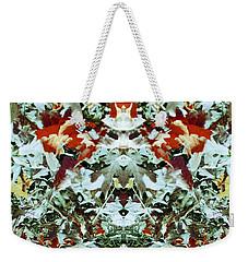 Expansive Impetus Weekender Tote Bag