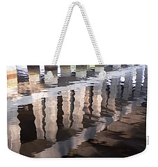 Nature's Watercolor Weekender Tote Bag