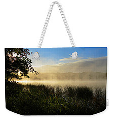 Weekender Tote Bag featuring the photograph Nature's Way by Dianne Cowen