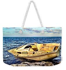 Naufragio  Weekender Tote Bag by Carlos Avila