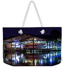 Nautical Lights Weekender Tote Bag