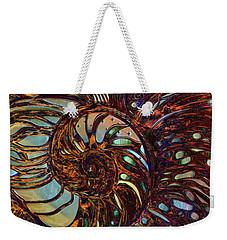 Nautilus  Weekender Tote Bag