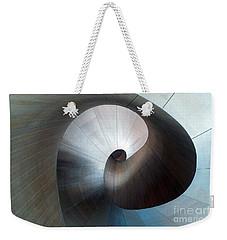 Weekender Tote Bag featuring the photograph Nautilus by PJ Boylan