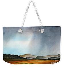 Navajo Storm Weekender Tote Bag