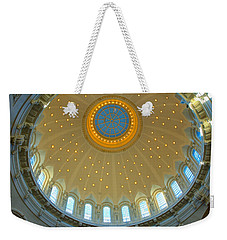 Naval Academy Chapel Side Dome Weekender Tote Bag
