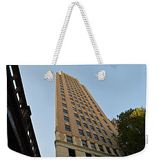 Navarro St Illusion Weekender Tote Bag by Shawn Marlow