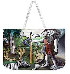 Neander Valley Weekender Tote Bag by Ryan Demaree