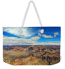 Near Perfect Day Weekender Tote Bag