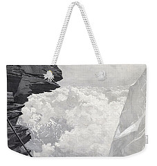 Nearly There Weekender Tote Bag by Arthur Herbert Buckland