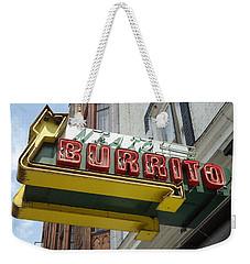 Neato Burrito Weekender Tote Bag