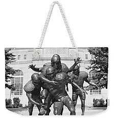 Nebraska Football Weekender Tote Bag