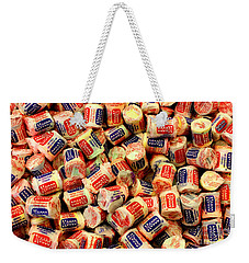 Necco Wafers Weekender Tote Bag