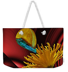Nectar Of The Gods Weekender Tote Bag by Barbara St Jean