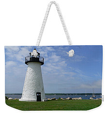 Neds Point Lighthouse Weekender Tote Bag