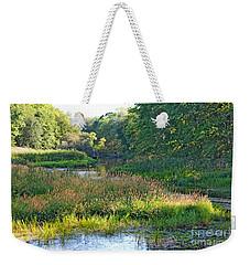 Nemasket River  Weekender Tote Bag