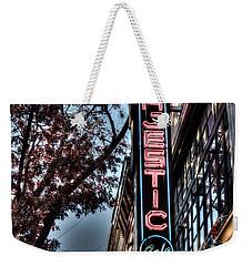Neon At Dusk Weekender Tote Bag