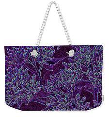 Neon Blossoms Weekender Tote Bag