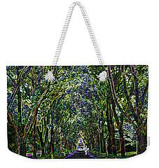 Neon Forest Weekender Tote Bag