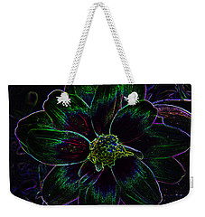Neon Glow Weekender Tote Bag by Aimee L Maher Photography and Art Visit ALMGallerydotcom