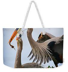 Nestbuilding Weekender Tote Bag