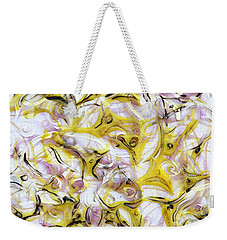 Neurology Weekender Tote Bag by Regina Valluzzi