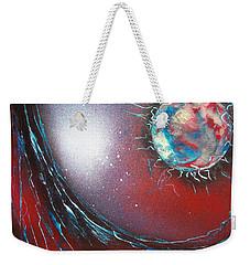 Neutron Weekender Tote Bag