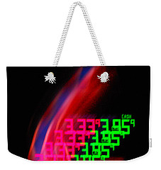 Never Ending Price Rise Weekender Tote Bag