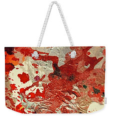Never Ending War Weekender Tote Bag