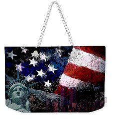 Never Forget Weekender Tote Bag
