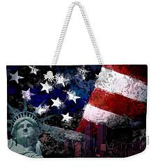 Never Forget Weekender Tote Bag