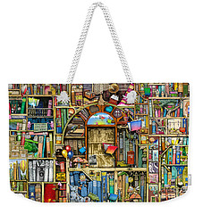 Neverending Stories Weekender Tote Bag