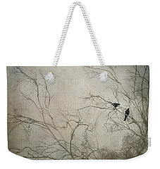 Nevermore... Weekender Tote Bag by Amy Weiss